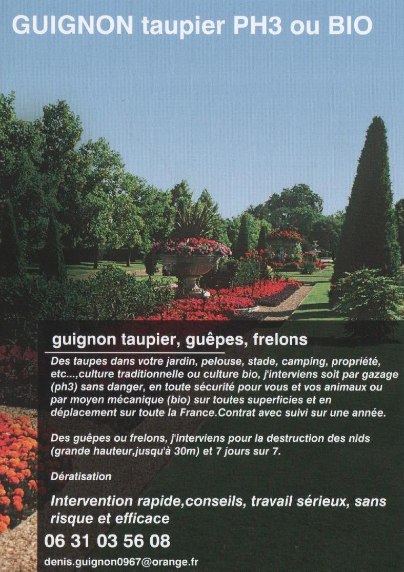 Guignon Taupier