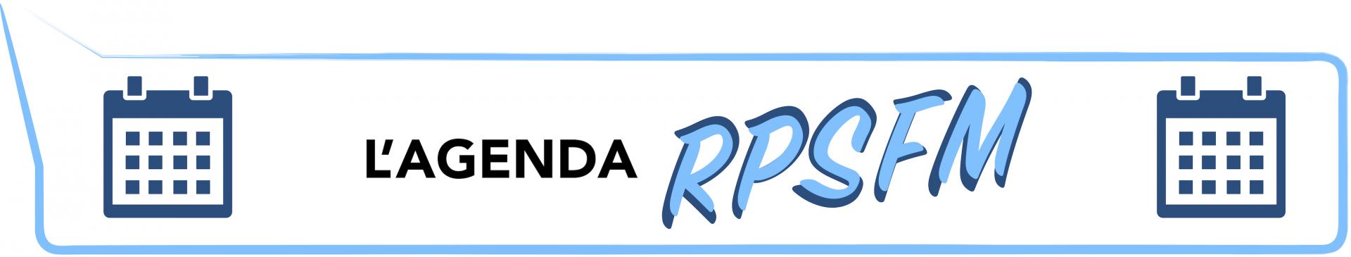 AGENDA RPSFM