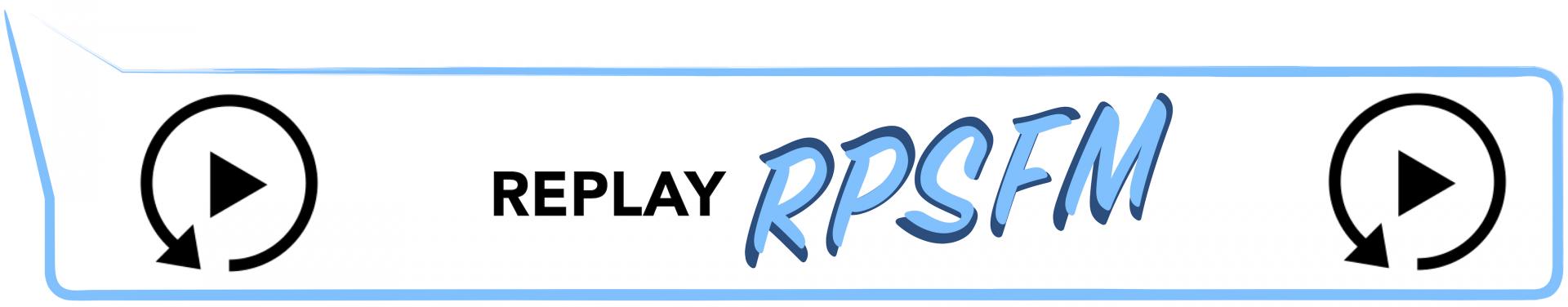 REPLAY RPSFM