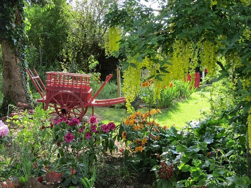 Le Jardin de Mireille en Touraine Angevine