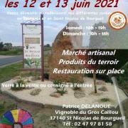 Portes-Ouvertes - Vignoble du Gros Caillou - Saint-Nicolas-de-Bourgueil