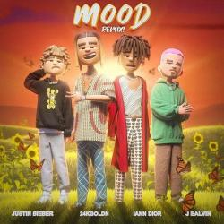 24KGoldn Ft. Justin Bieber, J Balvin & Iann Dior - Mood (REMIX)