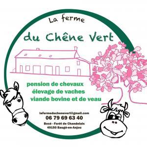 BONS PLANS : VENTE DE VIANDE BIO À LA FERME DU CHÊNE VERT DE BOCÉ (49)