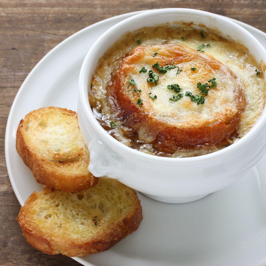 Recette de la semaine - Soupe à l'oignon