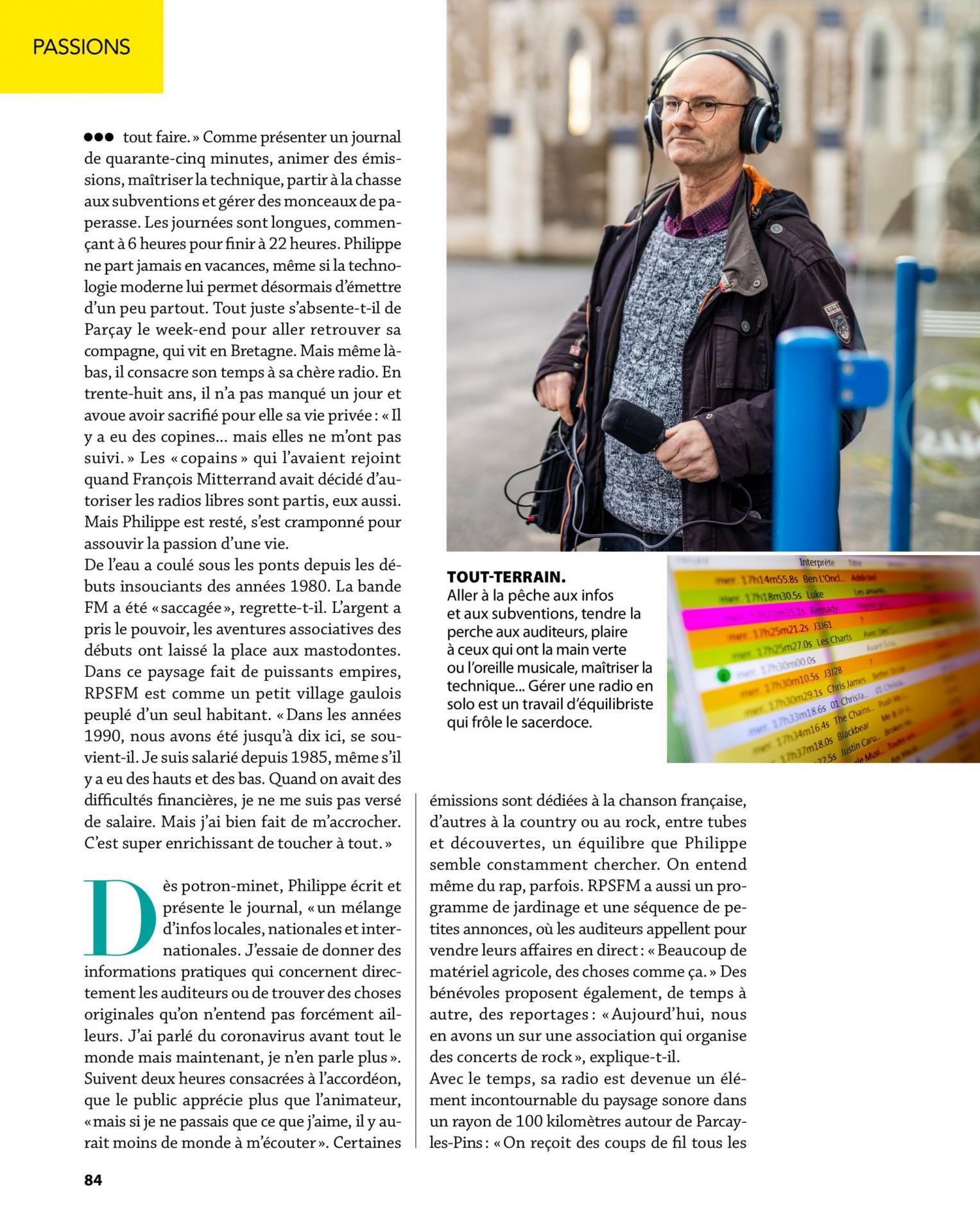 Femme Actuelle Senior - mars 2020 - Page 3/4