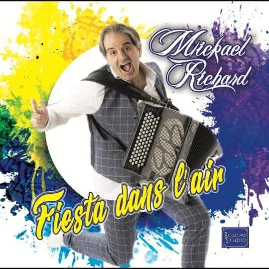 Mickaël Richard - Fiesta Dans L'air