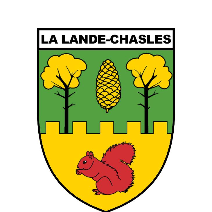 Blason de La Lande-Chasles