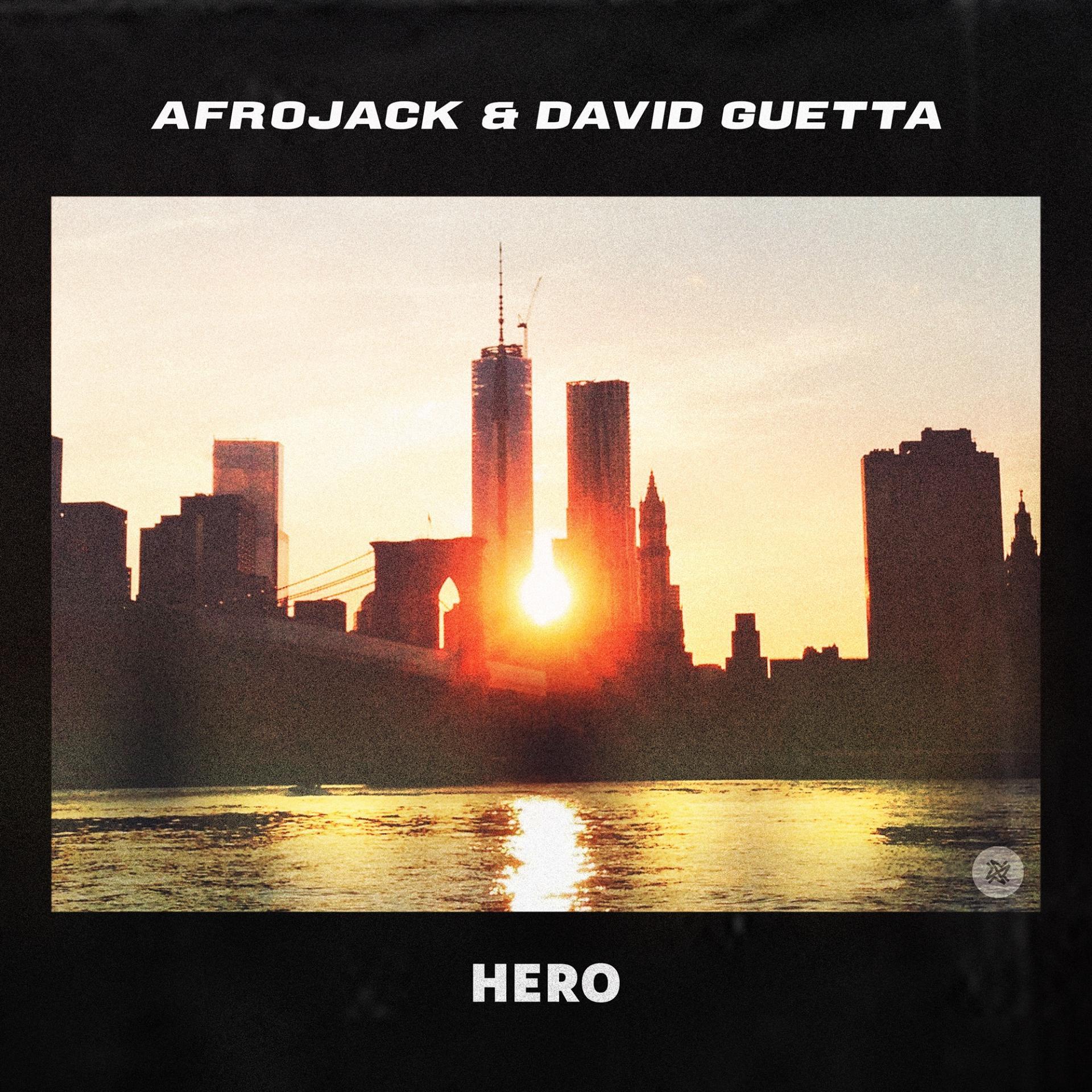 Afrojack Ft. David Guetta - Hero