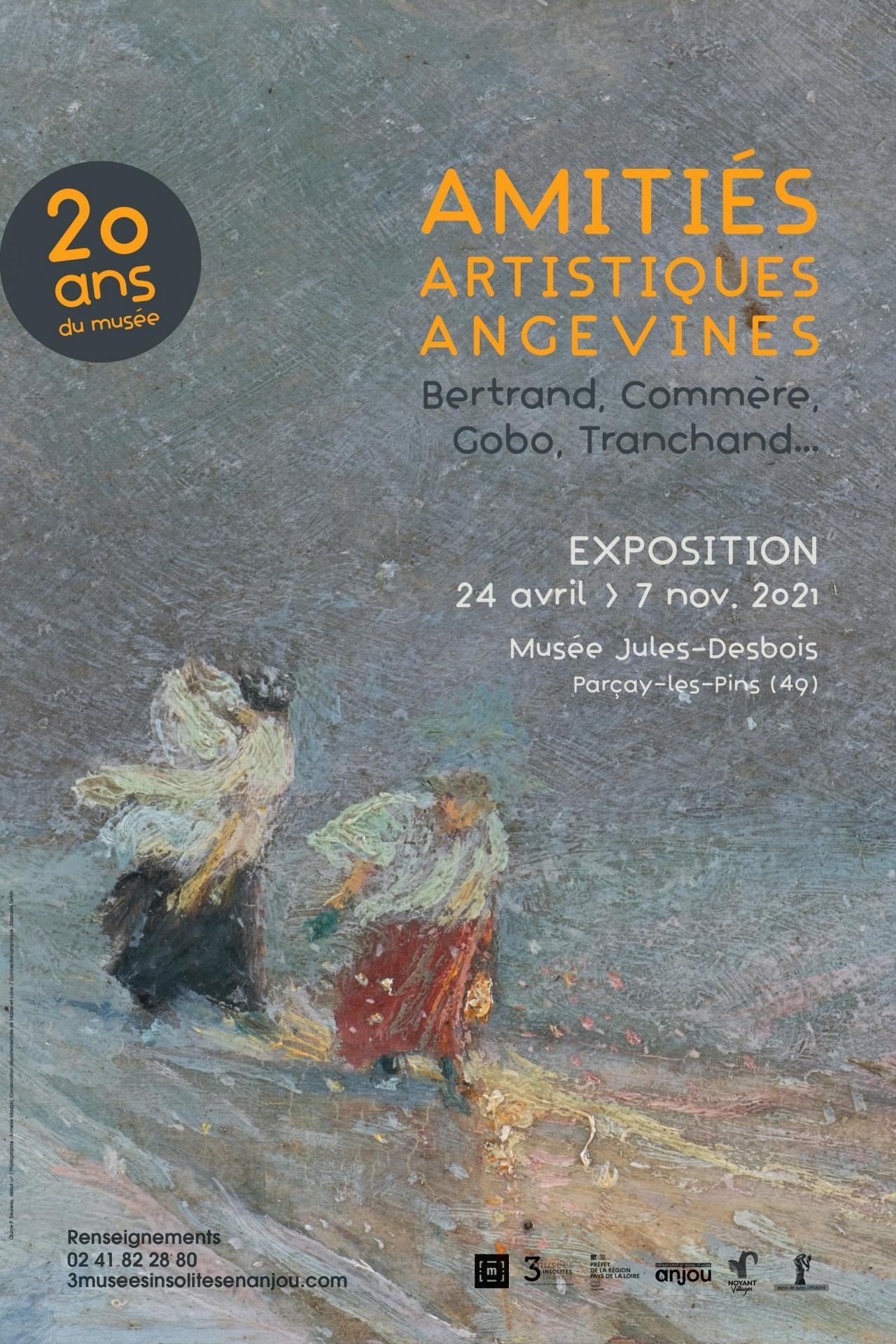 L'ACTU : NOYANT-VILLAGES : UNE EXPOSITION POUR L'OUVERTURE DU MUSÉE JULES DESBOIS