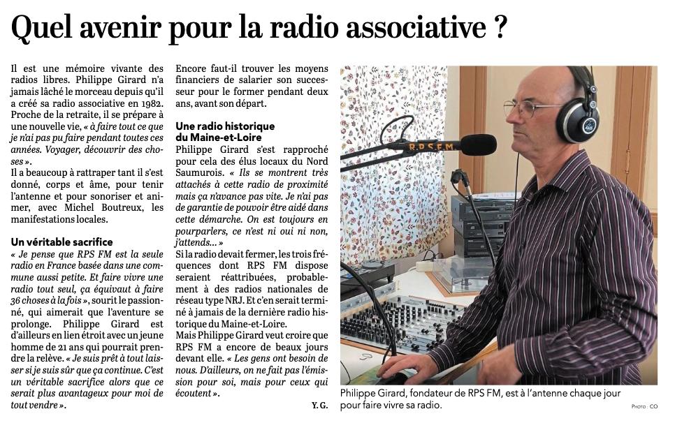 Quel avenir pour la radio associative ?
