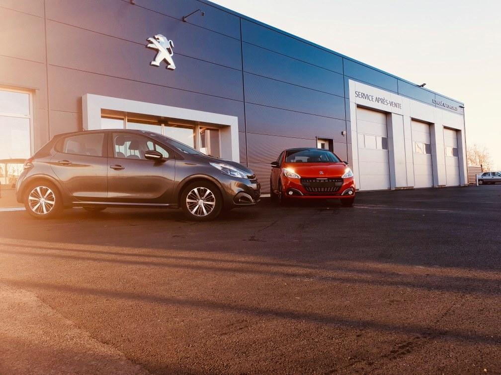 Peugeot Longué Automobiles