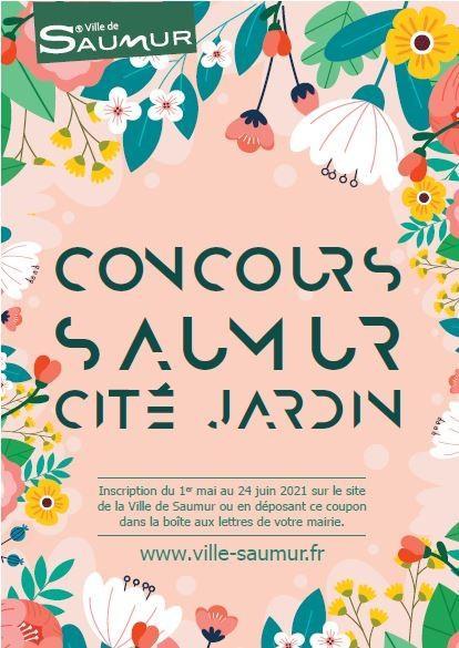 L'ACTU : SAUMUR CITÉ JARDIN, LE CONCOURS DE RETOUR