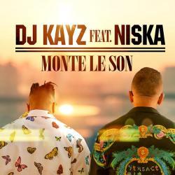 Dj Kayz Ft. Niska - Monte Le Son