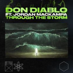 Don Diablo Ft. Jordan Mackampa - Through The Storm