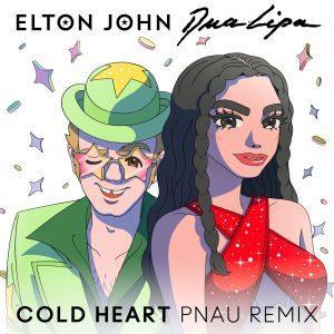 Elton John Ft. Dua Lipa - Cold Heart