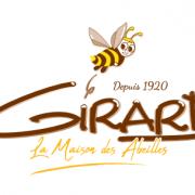 Girard miel logo 1618240290