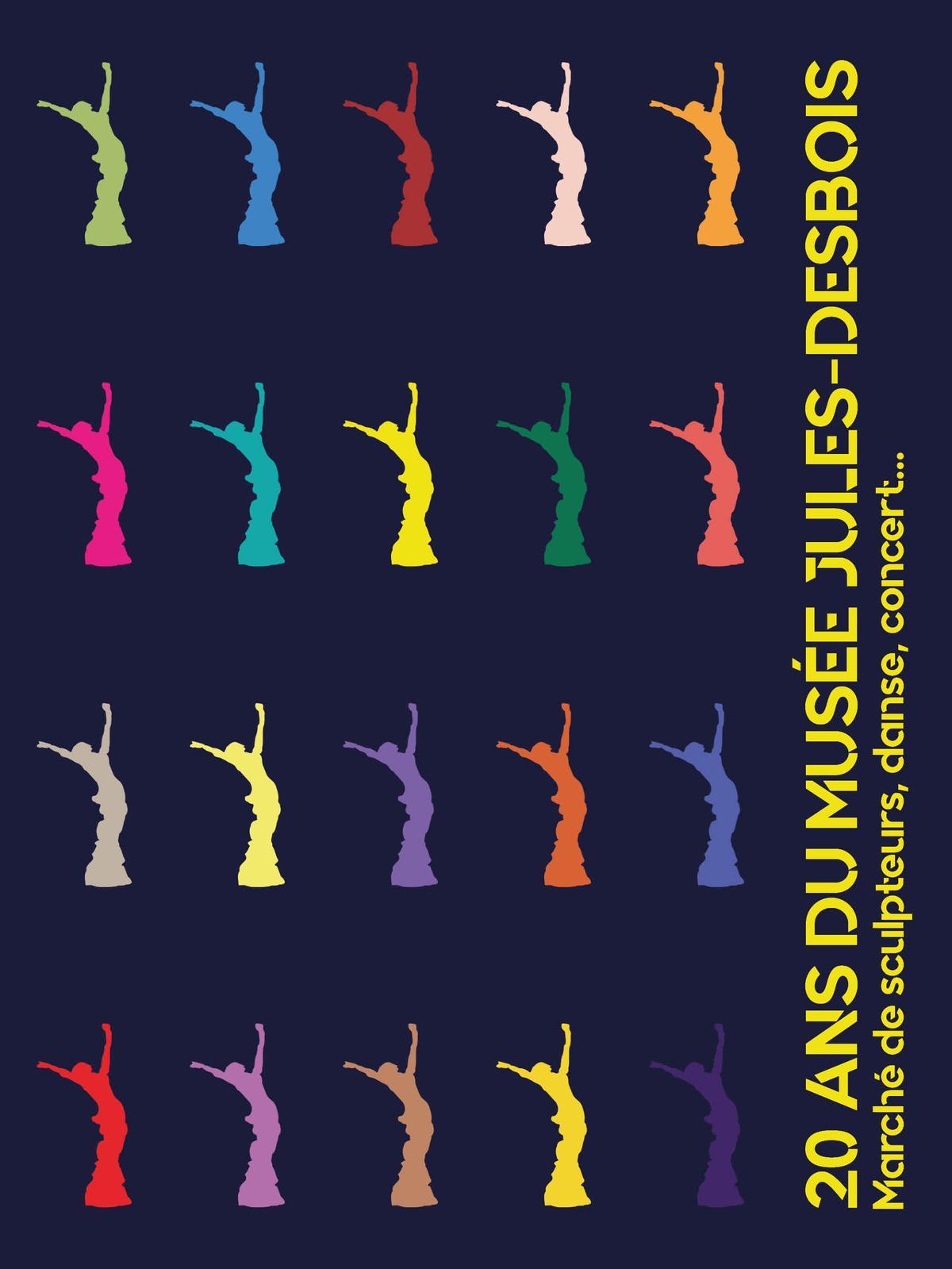 20 ans du Musée Jules-Desbois - Parçay-les-Pins (49)