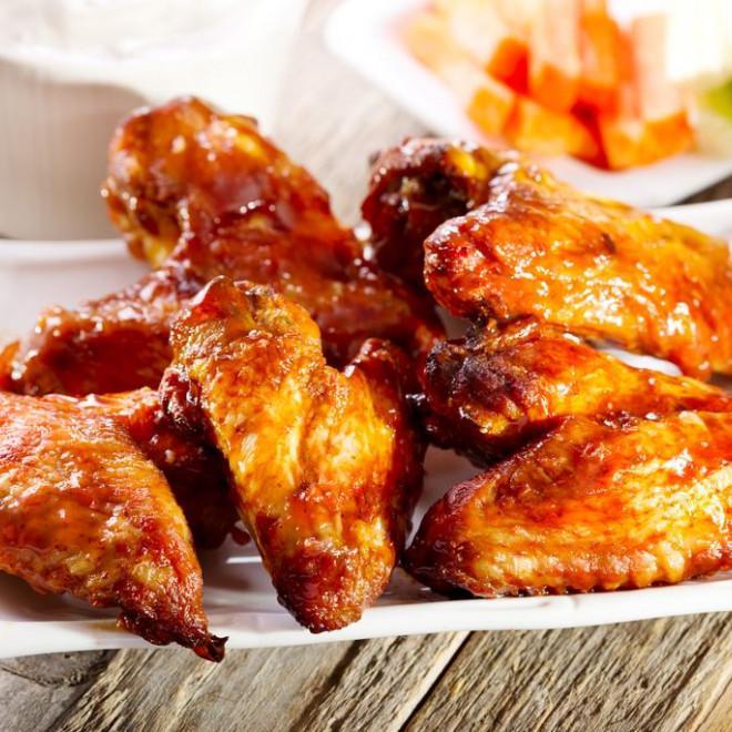 Recette de la semaine - Ailerons de poulet au miel