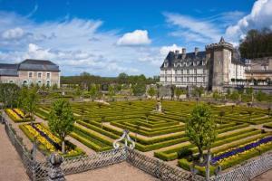 L'ACTU : TOURAINE : LE CHÂTEAU DE VILLANDRY OUVRE SES PORTES EN AVRIL