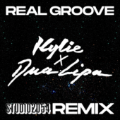 Kylie Ft. Dua Lipa - Real Groove