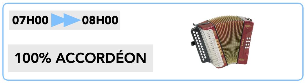 100% ACCORDÉON