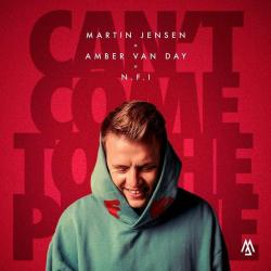 Martin Jensen Ft. Amver Van Day - Can't Come To The Phone