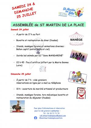 Assemblée de Saint-Martin-de-la-Place (49)