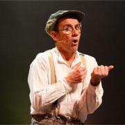 Déjeuner/spectacle - Humoriste Paulo - Auberge de la Caverne Sculptée - Dénezé-sous-Doué