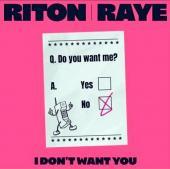 Riton Ft. Raye - I Don't Want You