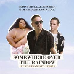 Robin Schulz Ft. Alle Farben & Israel Kamakawiwo'ole - Somewhere Over The Rainbow