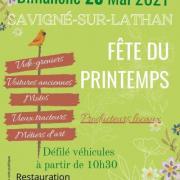 Fête du Printemps - Savigné-sur-Lathan