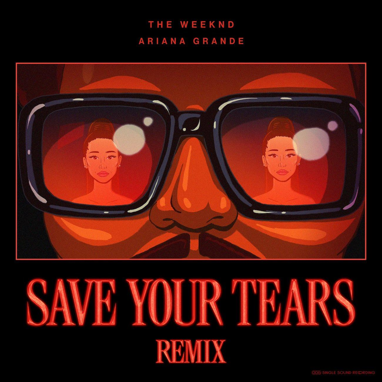 The Weeknd Ft. Ariana Grande - Save Your Tears